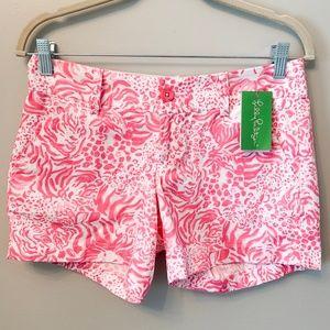 Lilly Pulitzer NWT Callahan Shorts Get Spotted 2